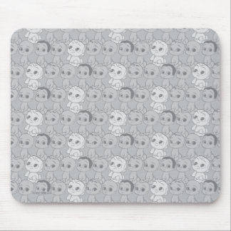 The Boss Baby | Grey Pattern Mouse Mat