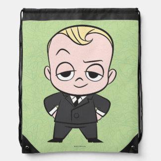 The Boss Baby | I am no Ordinary Baby Drawstring Bag