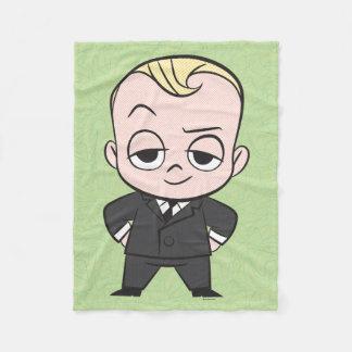 The Boss Baby   I am no Ordinary Baby Fleece Blanket