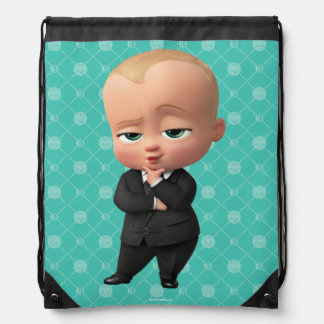 The Boss Baby | I am the Boss! Drawstring Bag