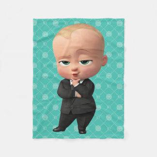 The Boss Baby   I am the Boss! Fleece Blanket