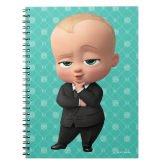 The Boss Baby   I am the Boss! Notebooks