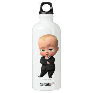 The Boss Baby   I am the Boss! SIGG Traveller 0.6L Water Bottle