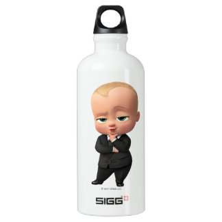 The Boss Baby | I am the Boss! Water Bottle