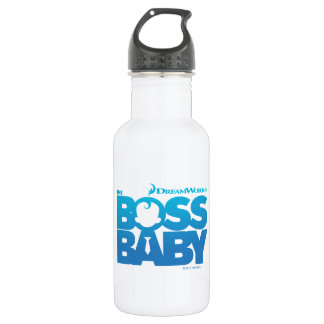 The Boss Baby Logo 532 Ml Water Bottle