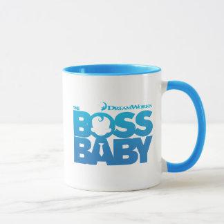 The Boss Baby Logo Mug