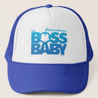 The Boss Baby Logo Trucker Hat