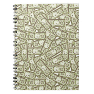 The Boss Baby | Money Pattern Notebook