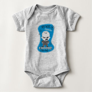 The Boss Baby | My Way. Highway. Baby Bodysuit