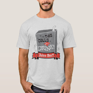 The Boss Baby | This Calls for a Drink! T-Shirt
