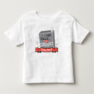 The Boss Baby | This Calls for a Drink! Toddler T-Shirt
