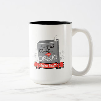 The Boss Baby   This Calls for a Drink! Two-Tone Coffee Mug