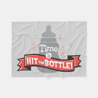 The Boss Baby | Time to Hit the Bottle! Fleece Blanket