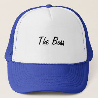 The Boss Cap