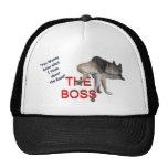 The Boss Cap Mesh Hats