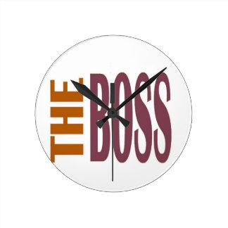 The Boss Clocks