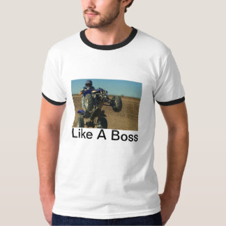 The Boss on Two T-Shirt