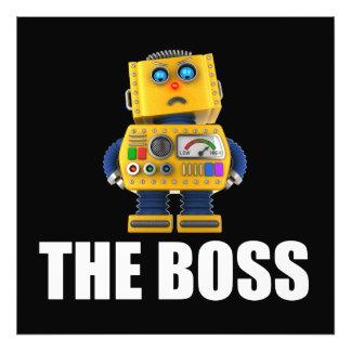 The Boss Photo