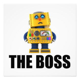 The Boss Photo Art
