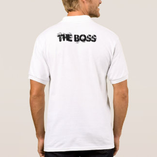 THE BOSS POLO T-SHIRTS