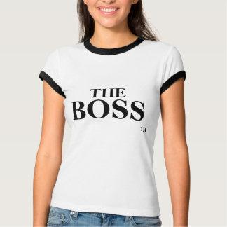The Boss Trademark TM Trademark Women's T-shirt