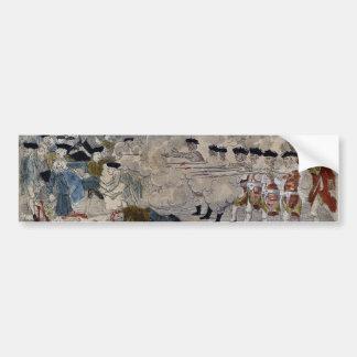 The Boston Massacre by Paul Revere 1770 Bumper Sticker