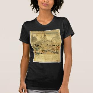 The Boston Massacre by Paul Revere T-Shirt