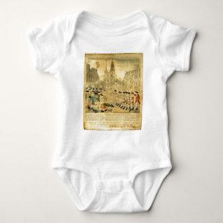The Boston Massacre by Paul Revere Tshirt