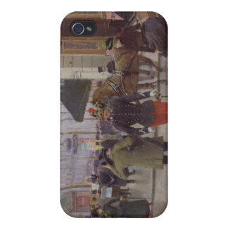 The Boulevard des Capucines Cover For iPhone 4