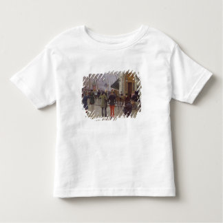 The Boulevard des Capucines Toddler T-Shirt