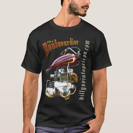 The Boulevardier mens T-Shirt