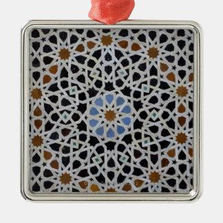 The Bounania Medersa, Fez Morocco Christmas Ornament