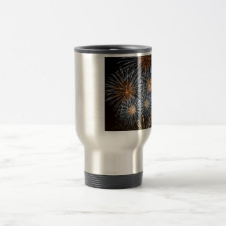 The Bouquet | New Years Eve | Sydney Harbour Stainless Steel Travel Mug