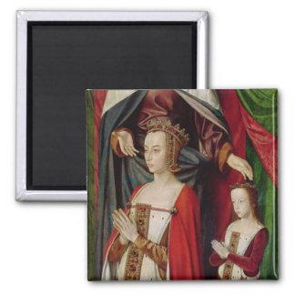 The Bourbon Altarpiece Magnet