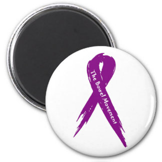 The Bowel Movement - Cause Ribbon Magnet