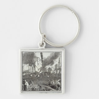 The Bowling-green and Marketfield-street, New Key Chains