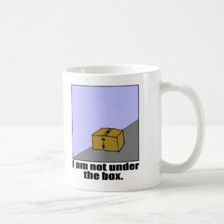 The Box Basic White Mug