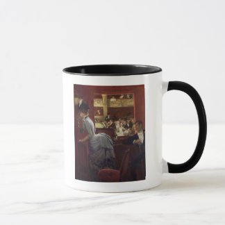 The Box by the Stalls, c.1883 Mug
