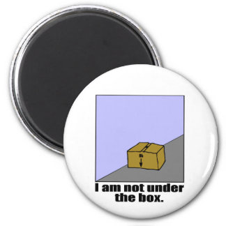 The Box Magnet