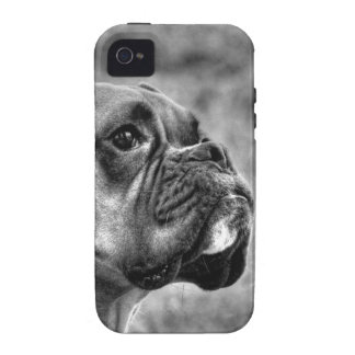 The Boxer Vibe iPhone 4 Case
