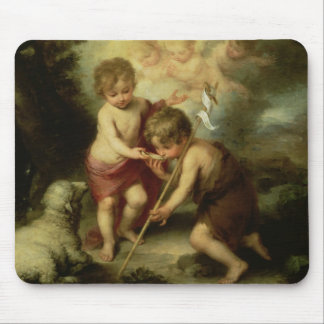 The Boys with the Shell, c.1670 Mouse Pad
