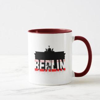 The Brandenburg Gate in Berlin Mug
