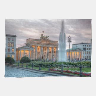 The Brandenburg Gate Towel