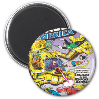 The Brave and The Bold Issue #29 - May 6 Cm Round Magnet