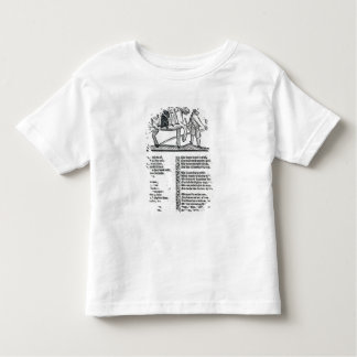 The Brave English Gypsy' Toddler T-Shirt