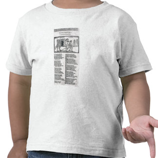 The Brave English Gypsy' Tshirt
