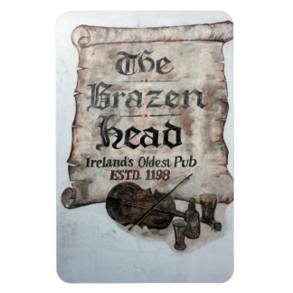 The Brazen Head pub, Dublin, Ireland Magnet
