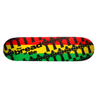 The Bread of Life Rast Skate Board Deck