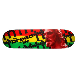 The Bread of Life with Jesus 21.6 Cm Skateboard Deck