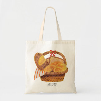 The Breads Tote Bag